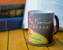 My Precious Lord of the Rings Color Changing Mug