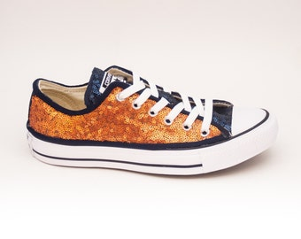 popular items for sequin converse on etsy