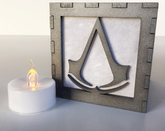 "Assassin's Creed 3"" light box"