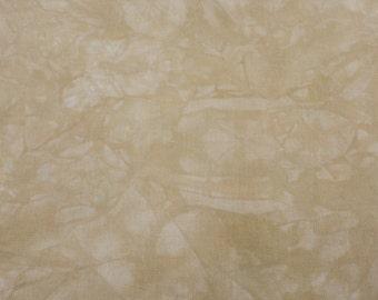 Hand-dyed 22 Ct Fine Ariosa, GOLDEN SUNFLOWER - Garibaldi's Needle Works - Zweigart fabric for hardanger/drawn thread/cross-stitch & more!