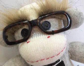 Nigel the Sock Monkey