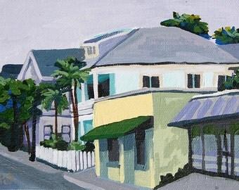 Key West Postcard