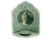 BUDDHA SHRINE Handmade Ceramic PotteryMEDICINE Buddha