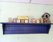 Custom Wall Shelf