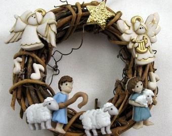 Shepherds Watch Their Flocks By Night 105