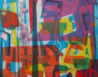 Digital Fine Art Print : Where'sWaldo?