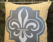 Customized Throw Pillows
