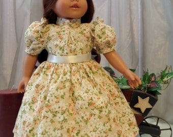 18 Inch Doll Clothes / Doll Dress / Dress / Doll Clothes / Doll Clothing / Doll Accessories / Fits American Girl Doll - 1064