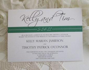 So Stylish - Wedding Invitations