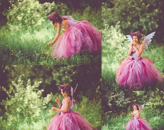 Enchanted Garden Tutu Dress