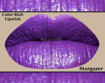 Purple Lipstick- Color Rich Stargazer