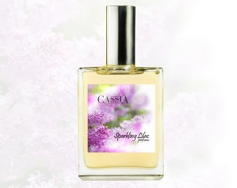 Oil Perfume Sparkling Lilac A Bright Citrus Floral Perfect for Springtime