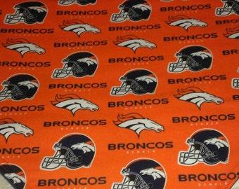 Denver Bronco Bath Towel Sets All Teams By Freemansalesgirl
