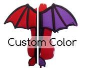 Custom Color Dragon Wings. Bat Vampire, Cosplay, Fantasy
