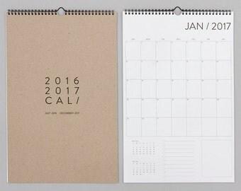 18 Month Wall Calendar