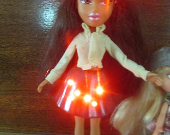 Sale!!!! Bratz Dolls x 3 All fully dressed and with shoes. Great for B-day, Christmas or ? Gift
