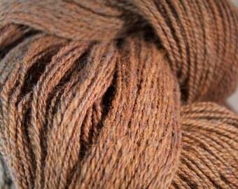 Hand-spun Alpaca/Merino Yarn