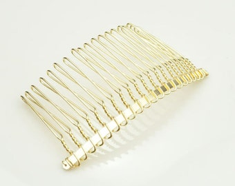 Add Gold or Clear Comb to Order