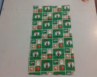 Boston Celtics fabric 244379