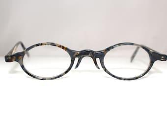 RARE STUNNING  Designer Optical  Eyeglasses/new old stock /Beautiful unusual pair./rh2111