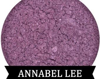 ANNABEL LEE Purple Edgar Allan Poe Fall Halloween Eyeshadow