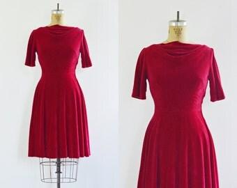 Coming soon • Red Velvet Dress