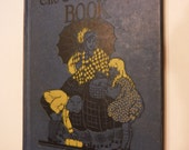 1927 The Courtesy Book Childrens Manners Art Deco Nancy Dunlea Dorothy Saunders Illustrated Antique
