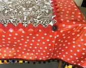 custom oilcloth tablecloth for Liz