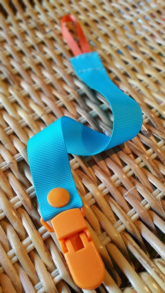 Gumdrop Pacifier Clip