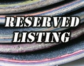 Reserved listing for Charyse