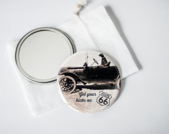"""Get Your Kicks on Rt 66 