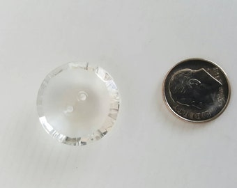 1 Gorgeous Glass button