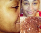 Brown Sugar Rush Body Scrub Yoyos Aromic Scents