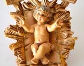 Fontanini Depose Italy Baby Jesus 1983 Christmas Nativity