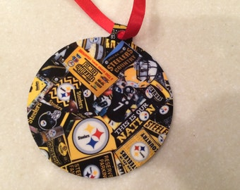 Pittsburgh Steelers  Ornament After Christmas Sale!