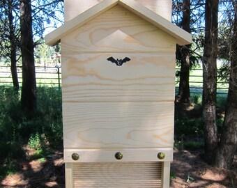 LARGE Lone Star Bat House