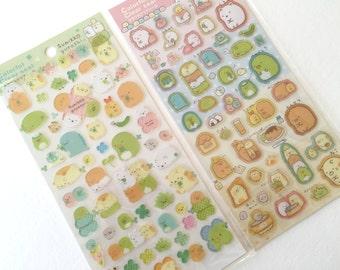 New-Sumikko Gurashi Colorful Clear Stickers/Seals