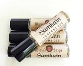 Samhain Perfume Oil - Roll On Perfume Oil, Roller Perfume Oil