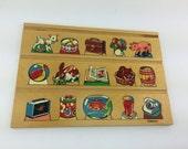 Vintage Simplex Wood Puzzle