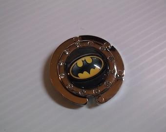 Batman Cabochon Purse Hanger
