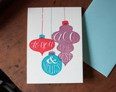 All the Best to You and Yours   card ST703
