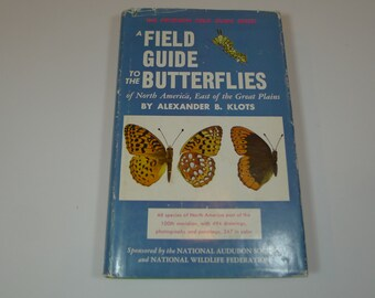Vintage Field Guide To The Butterflies Of North America East Of The Great Plains 1951