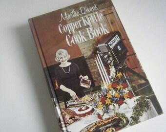 Martha Dixon's Copper Kettle Cook Book 1963 autographed copy WJIM channel 6 Lansing Michigan