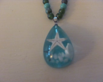 Under The Sea Stretch Necklace