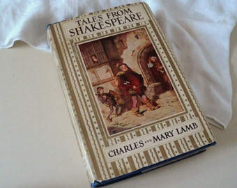 Tales from Shakespeare Charles and Mary Lamb Grosset & Dunlap