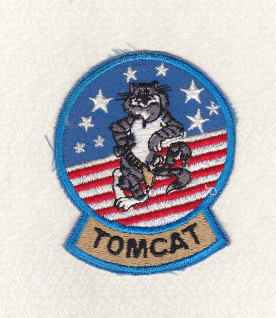 AV8R Stuff - Misc F-14 Tomcat / F-4 Phantom Patches