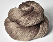 From a snail's point of view - Silk Lace Yarn