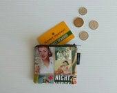 Nurse Change Purse - Coin Bag - Nurse Cardholder - Wallet