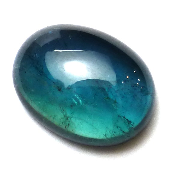 Teal Cabochon Ring