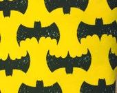 Baby Leggings - Baby Girl Leggings - Baby Boy Leggings - Yellow Batman